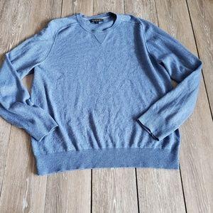 Sky blue light weight sweater